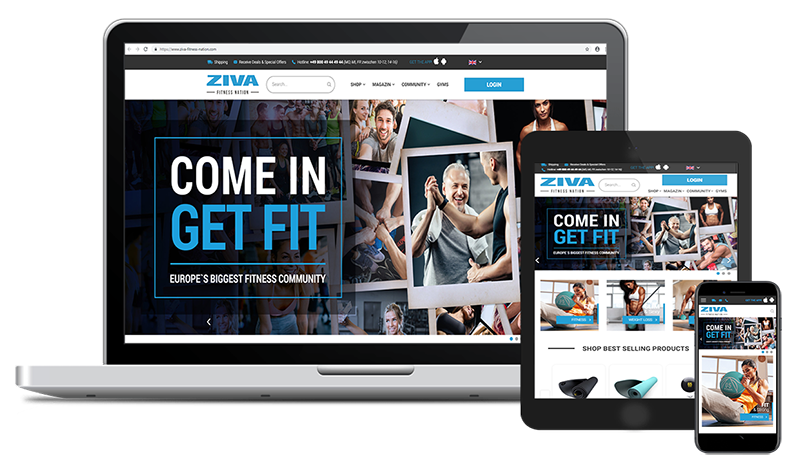 ZIVA Fitness Nation